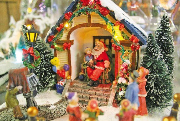 De belles animations de Noël vous attendent dans la charmante ville de Barr