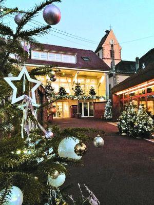 Noël à la Cour des Arts, Brunstatt