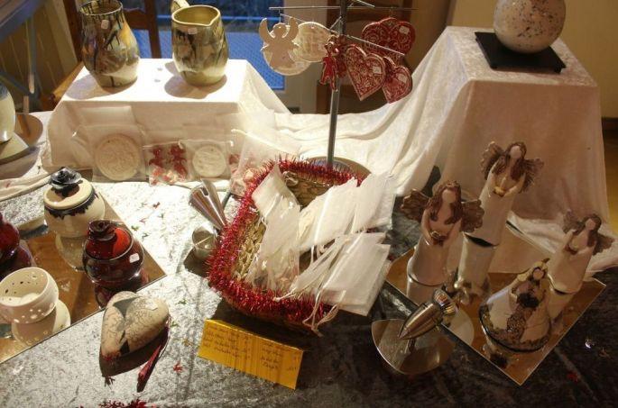 Noël à Châtenois: Marché de Noël