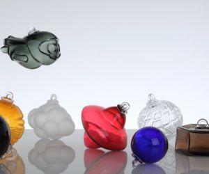 Les boules de Noël de Meisenthal