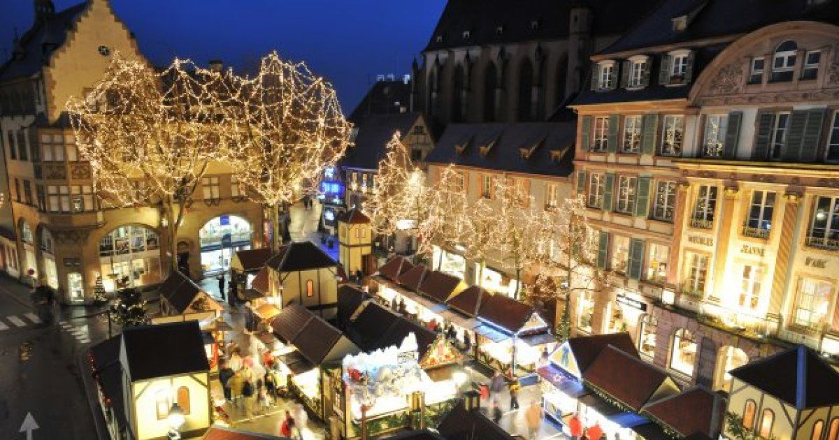 No l 2016 colmar march de no l de la place jeanne d 39 arc - Marche de noel thann ...