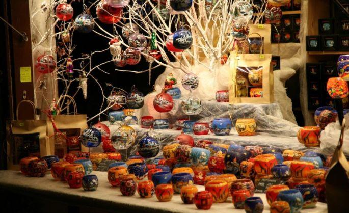 Noël à Colmar : Marché de Noël des artisans, Koïfhus