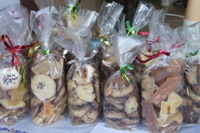 Marché de Noël à Daubensand : des délicieux bredeles !