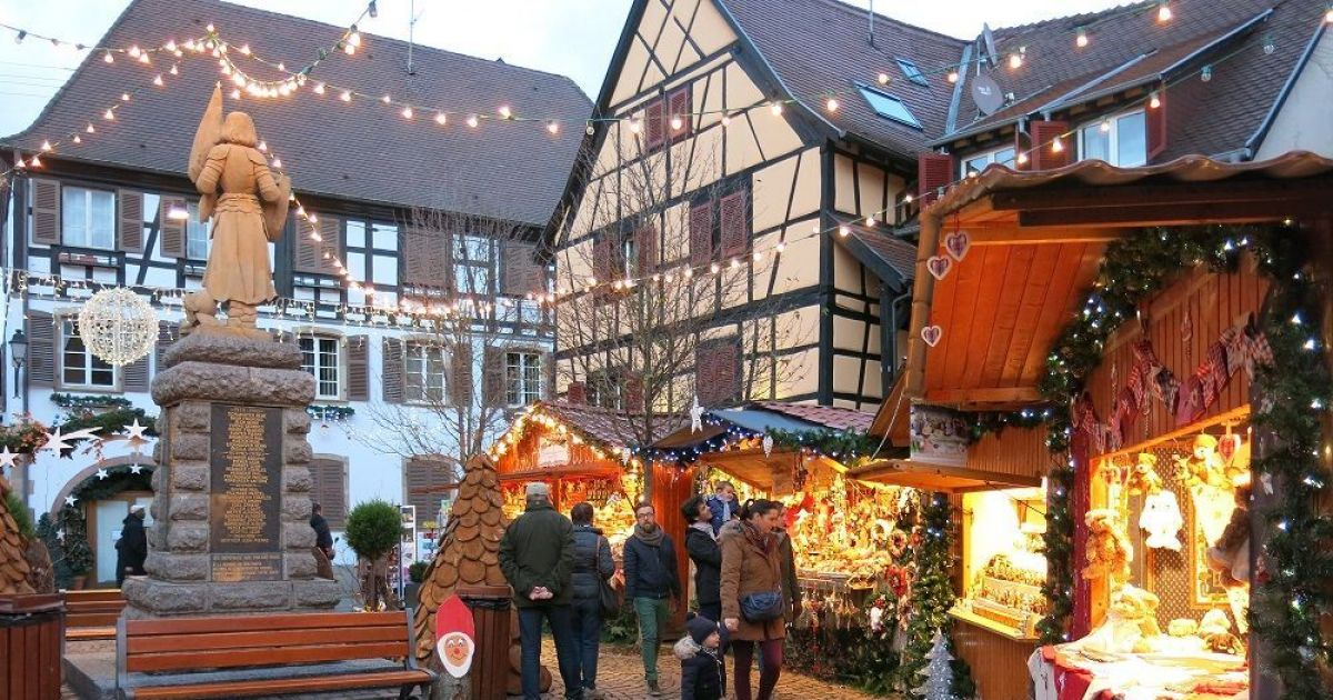 No l 2017 eguisheim march de no l authentique - Marche de noel thann ...