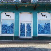 Noël 2018 à Guebwiller : Automates et street-art