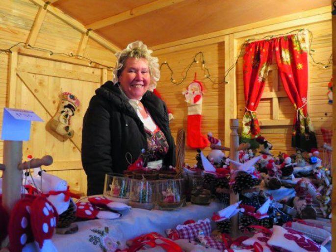 Les exposants locaux du Marché de Noël de Masevaux