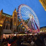 Noël 2019 à Metz : La Grande roue