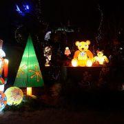 Noël 2019 à Metz : Le Sentier des Lanternes