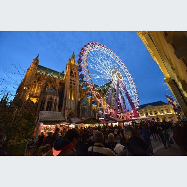 metz marche de noel Noël 2017 à Metz : Marché de Noël fermier metz marche de noel