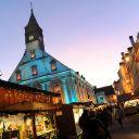 Noël 2016 à Montbéliard : Marché de Noël