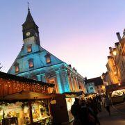 Noël 2018 à Montbéliard : Marché de Noël