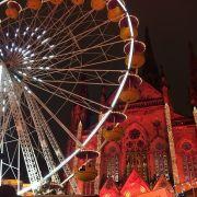 Noël 2019 à Mulhouse : La grande roue