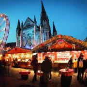 Noël 2019 à Mulhouse : Marché de Noël