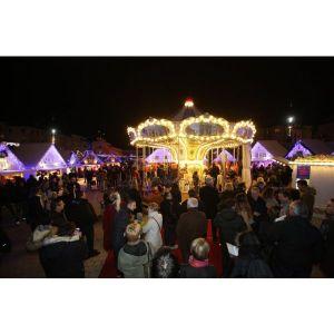 Noël à Nancy : Villages de Saint-Nicolas