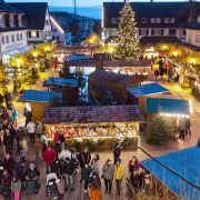 Noël 2019 à Neuenburg (D) : Marché de Noël