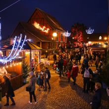 Noël 2019 à Riedisheim : Marché de la Saint-Nicolas