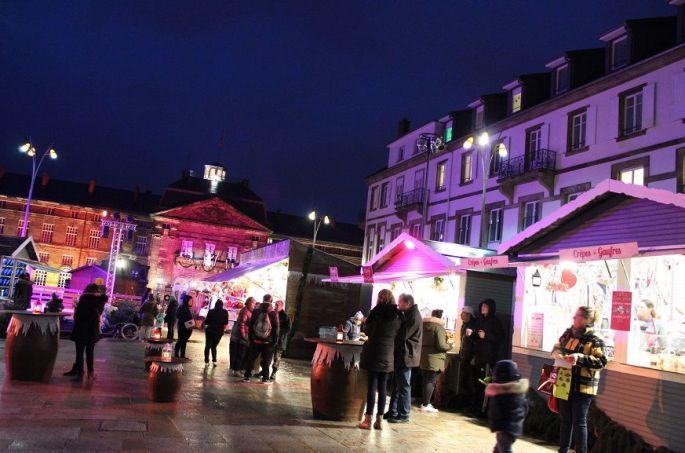 Noël à Saverne : Village de Noël «Féérie d\'hiver»