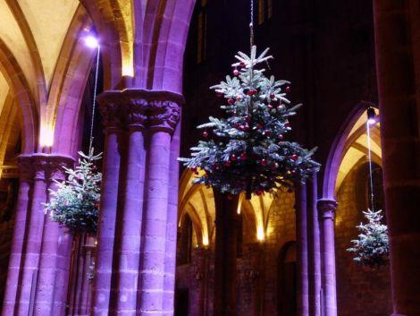 Noël à Sélestat : L'histoire de l'évolution de la décoration de l'arbre de Noël