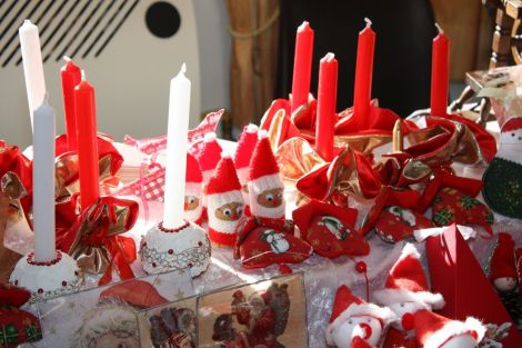 Marché de Noël à Sickert