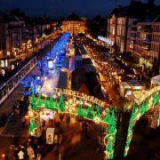 Noël 2018 à Strasbourg : Christkindelsmärik