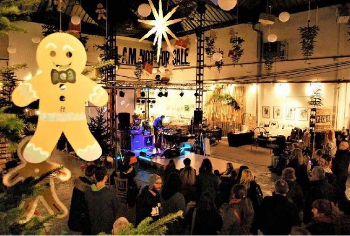 Noël 2017 à Strasbourg : Fées d\'Hiver - Exposition de plasticiennes et marché de créatrices