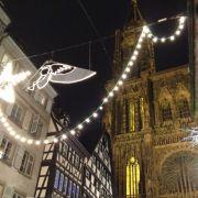 Noël 2018 à Strasbourg : Marché de Noël d\'artisanat de la Cathédrale
