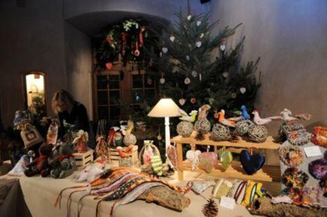 Le Wiehnacht's Stewala (Café de Noël) de Turckheim