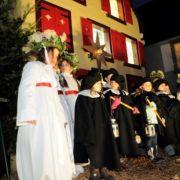 Noël 2018 à Turckheim : Sainte Lucie, fête de la lumière
