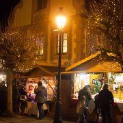 Noël 2018 à Wissembourg : Marché de Noël
