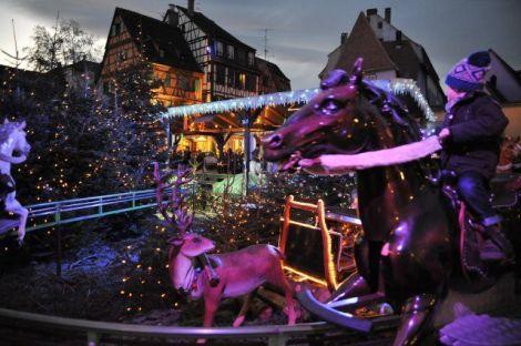 Le Noël des Enfants à Colmar