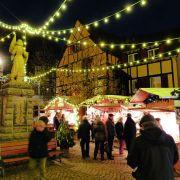 Noël 2020 à Eguisheim : Marché de Noël authentique