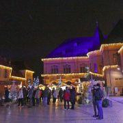Marché de Noël 2021 à Ensisheim