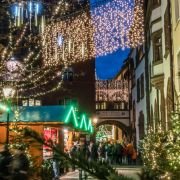 Noël 2019 à Freiburg / Fribourg (D) : Marché de Noël