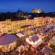 Noël 2019 à Metz : Les Marchés de Noël
