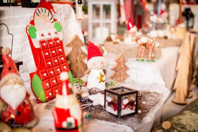Noël à L\'Espace Witty - Cora Wittenheim: Marché de Noêl