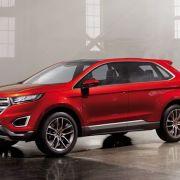Nouveau Edge : l\'imposant SUV haut de gamme de Ford