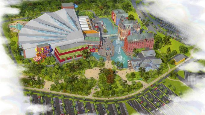 Nouveau parc aquatique à Europa Park : la construction est lancée !