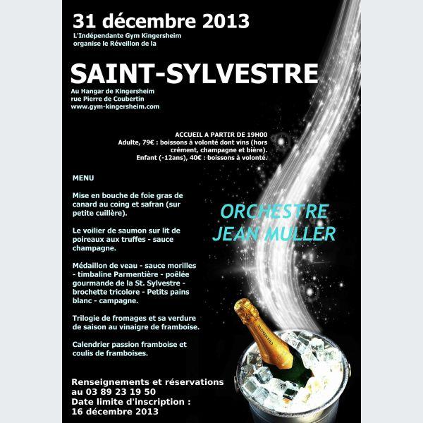 Assez Exceptional Idee Menu Reveillon Saint Sylvestre #10: Menu  OD23