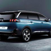 Nouvelle Peugeot 5008 : \