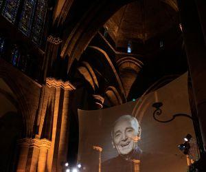 Nuit des Cathédrales à Strasbourg 2021