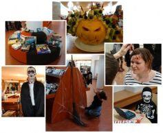 Ambiance Halloween pour la Nuit du Jeu