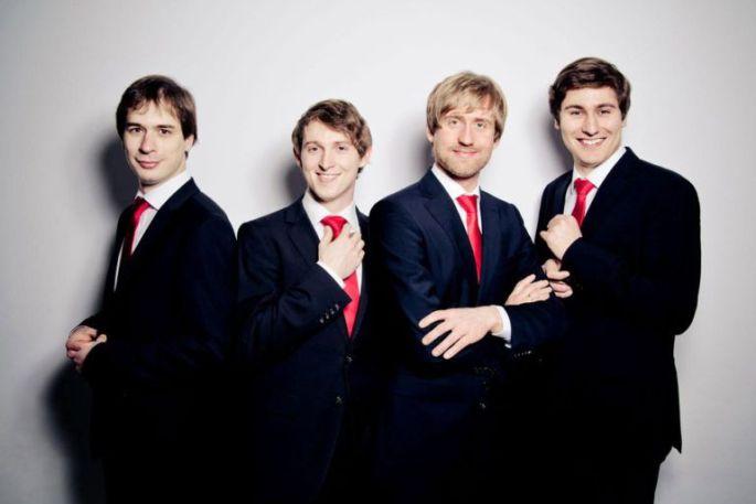 Le quatuor Thios Omilos