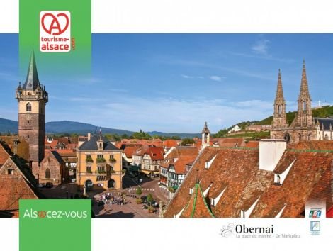 Office de Tourisme d\'Obernai