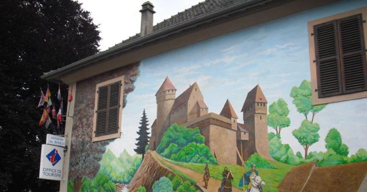 Office de tourisme de la vall e de saint amarin - Office de tourisme de la vallee de kaysersberg ...