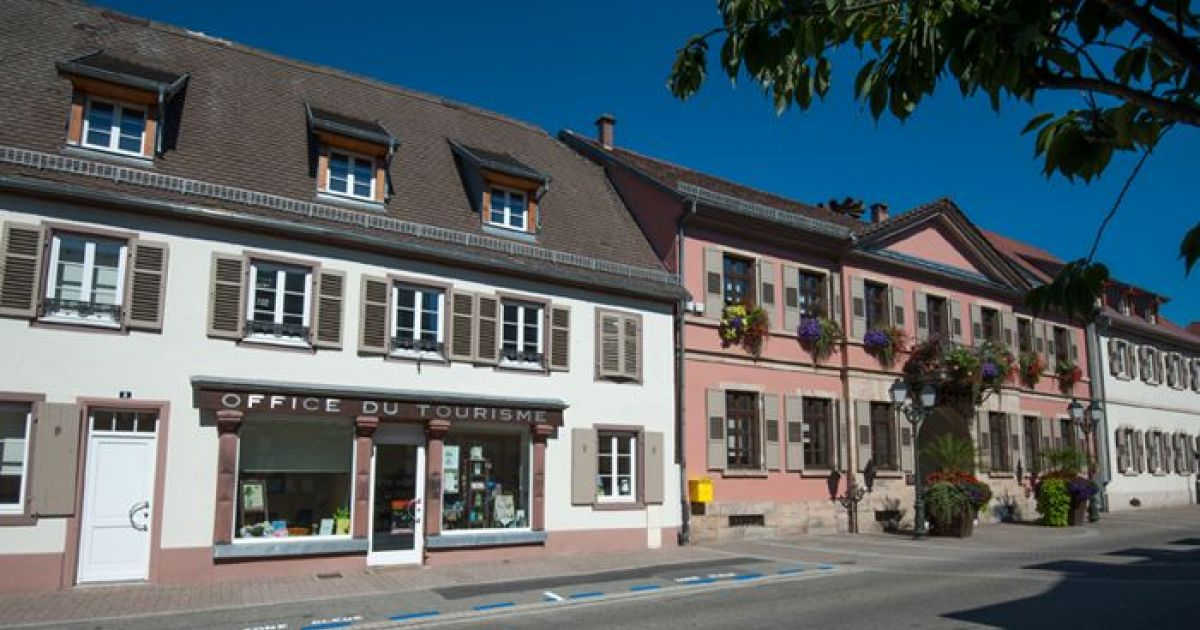 Office de tourisme du soultzerland soultz sous for ts - Office du tourisme oloron sainte marie ...
