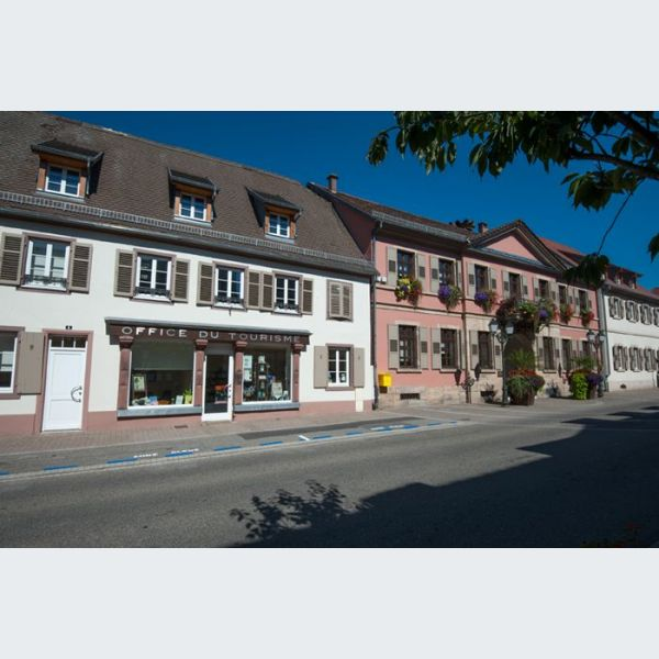 Office de tourisme du soultzerland soultz sous for ts - Office du tourisme vendays montalivet ...