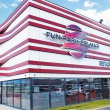 On a visité le nouveau complexe de loisirs Fun Park à Colmar