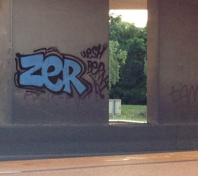 """On se demande qui est ce fameux """"Zer""""."""