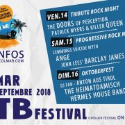 Open air On The Beach Festival / OTB Festival