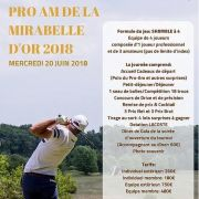 Open de la Mirabelle d\'Or à Marly 2018
